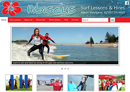 Hibiscus Surf School